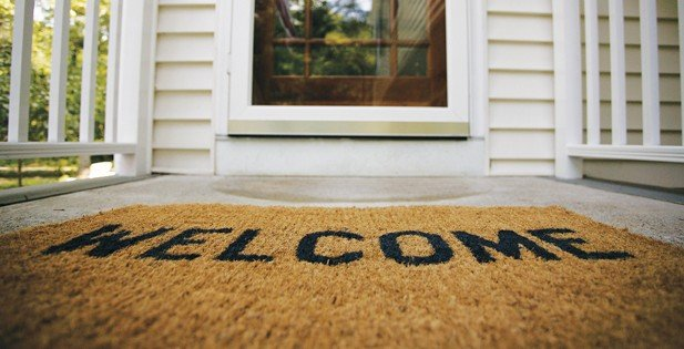 welcome email must do